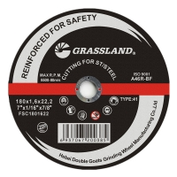 Buy cheap 180x1.6mm Abrasive Cutting Wheel For Angle Grinder from wholesalers