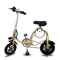 Buy cheap S1 Electric City Bike Aluminum Alloy 3-5hrs Charging Time Multi Color Selection from wholesalers