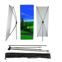 Quality Advertising x banner standing banner promotional display economic printing x for sale