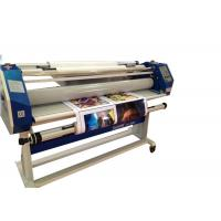 China Large Wide Format 1600mm Hot  Film Laminating Machine FY-1600A wholesale