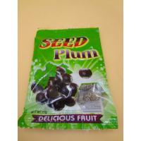 China Green Preserved Chinese Dried Plum Salty Popular Organic Snack Foods wholesale