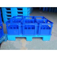 China Plastic Beer Box Beer cases supplier wholesale