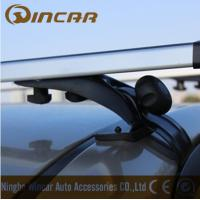Quality 3 In 1 Removable Car Roof Racks , Aluminum roof cross bar for MAZDA MITSUBISHI for sale