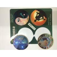 Quality Morph Effct 3D 0.45MM PP Lenticular custom 3d stickers With Offset Printing For for sale