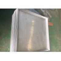 China 304 316 Woven Stainless Steel Wire Mesh Trays Perforated Round Hole wholesale