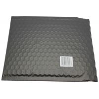 China Heat Seal Matte Metallic Bubble Mailers 4X8 #000 Moisture Resistant For Packaging wholesale