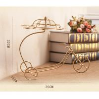 Quality European wine rack craftwork Decoration for sale