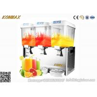 China High Capacity Commercial Cold Drink Dispenser , 9LX3 Spraying Dispenser For Bars wholesale