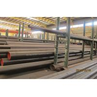 China API SPEC 5L Oil And Gas Pipes / Steel Pipe L390 API 5L Line Pipe Black Coating wholesale