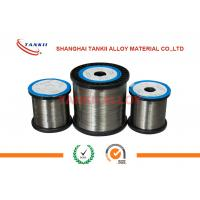 China Heating Resistance Fecral Alloy Bright Surface Ferro Chrome For Starting Resistor wholesale