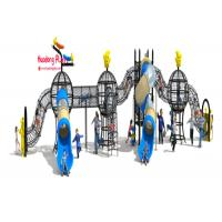 China Public Park Children'S Playground Climbing Equipment Outdoor Soccer Type Safety wholesale