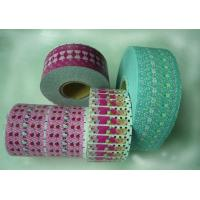 China Pink Colorful Pvc Shrink Sleeve Labels Laminated Glossy Finish / Printing Shrinkable Sleeves wholesale