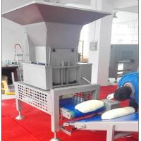 China SS304 Bread Production Line 600mm Working Width With Auto Dough Cutting Hopper wholesale
