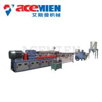 China Parallel Twin Screws Plastic Granules Making Machine , Plastic Recycling Machine wholesale