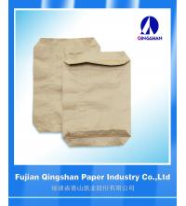 China kraft paper valve cement bag on sale