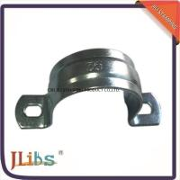 China Flame Retardant Iron Steel Metal Quick Release Band Clamp Anti Uv Performance wholesale