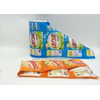 China Competitive Price Custom Printing Washing Powder Small Sachets Plastic Roll Film Detergent Powder Packaging Film Roll wholesale
