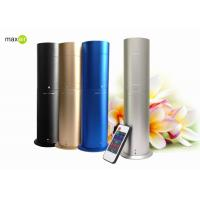 China Colorful aluminum Remote control automatic Room Aroma Diffuser / scent air machine for home on sale