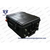 China VIP Protection Vehicle  Full Frequency 20 - 3600 MHz Jammer With VSWR, Over-voltage, Over-current wholesale