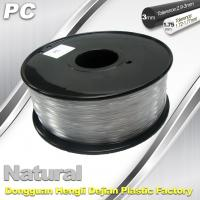 Quality PC Filament 3D Printing Material Strength Resist Ultraviolet Rays for sale