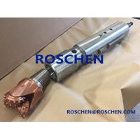 Quality Casing Advancer PHD Rod Box Connection with Tricone Roller Drill Bits for Overburden Drilling for sale