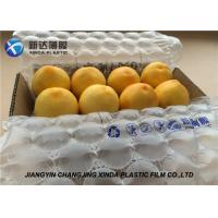 China Food Grade Air Cushion Film 400 X 288mm Air Cushion Bag For Fruits Eco - Friendly wholesale