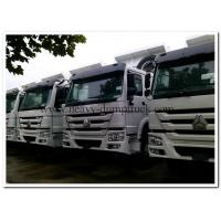 China Middle Lift Drving Dump Heavy Duty Dump Truck / Tipper Truck Equipped Radial Tyre wholesale