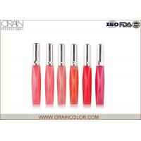 China Liquid Form Color Fever Makeup Lip Gloss For Fashion Show 4.5ml Volume wholesale