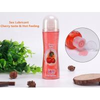 China Top Rated Personal Lube Citrus Lubricant Oil Sex Flavored Personal Lube 100ml wholesale