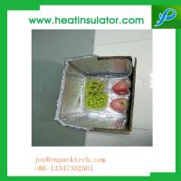 Buy cheap Reflective Insulation Foil Bubble Bag Box Liners To Keep Food Cooler from wholesalers