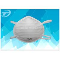 China High Protection CE disposable FFP1 dust mask with valve wholesale