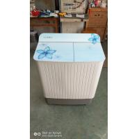 China Large Inner Tub Household Twin Load Washing Machine For Apartment PP Body wholesale