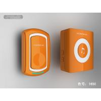 China Newest Arrival AC Wireless Doorbell Door Bell With LED Indicator and Music White wholesale