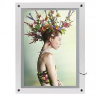 China Aluminum 20mm Profile Snap Poster Frame With mitred Corner wholesale
