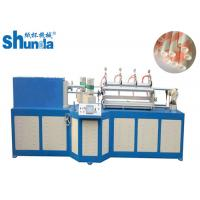 China Paper Drinking Straw Paper Tube Forming Machine 3 Layers Fully Automatic wholesale