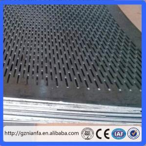 China decorative metal galvanized perforated sheet Guangzhou factory direct wholesale(Guangzhou Factory) wholesale