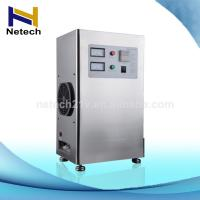 China Stainless Steel 2 - 20g Large Ozone Generator / Food Factory Water Treatment Equipment wholesale