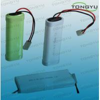 China 7.2V 4500mAh 18670 Nimh Rechargeable Battery pack for Remote Control Toys on sale