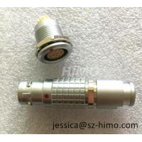 China 14pin lemo connector compatible male and female terminal push pull 1B series Plug and Socket on sale