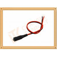 China Security Camera Cable With Female Connector Copper Wire 30cm wholesale