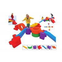 China Indoor Plastic Indoor Playground Equipment Various Colors Non - Toxic wholesale