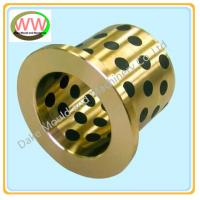 China Precision ginding, aluminium alloy,brass, suj2,graphitization GUIDE bushing with reasonable price and trustable quality wholesale
