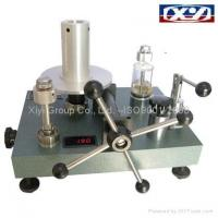 China Dead Weight Tester (Grade II standard) wholesale