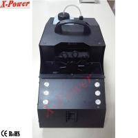 China 1000W LED Fog - Bubble Machine With 6*3W RGB LED 3 in 1 Function, Timer Romote Control  X-F25L wholesale
