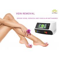 Buy cheap Laser Leg Spider Veins Removal , Laser Vein Treatment With Touch Screen from wholesalers