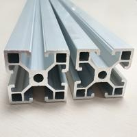 China Spare Parts Aluminium Extruded Profiles For Window Door Fenster Fabrication wholesale