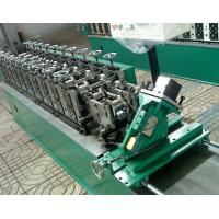 China Hydraulic Cutting Carbon Steel C Purlin Roll Forming Machine Germany Siemens Plc wholesale