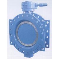 Double Flanged Resilient Seated AWWA C 504 Butterfly Valves With Gear Box And Handwheel,CAST IRON