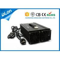 China electric city bus battery charger 2000w 12v lead acid / li-ion/ lifepo4 auto rickshaw charger wholesale
