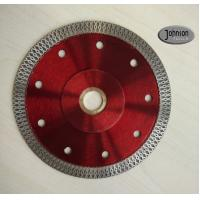 Buy cheap 125mm Sintered Cyclone Mesh Turbo Diamond Blade for Ceramic Tile from wholesalers